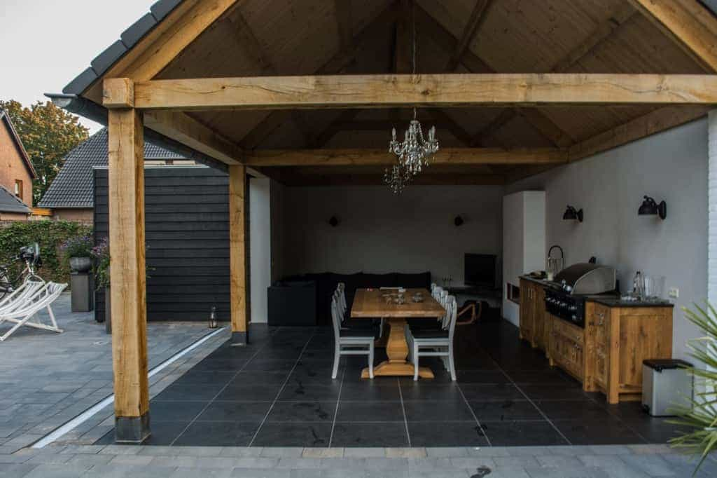A van spelde hoveniers keramische tegels leggen someren - Terras en tuin ontwikkeling foto ...