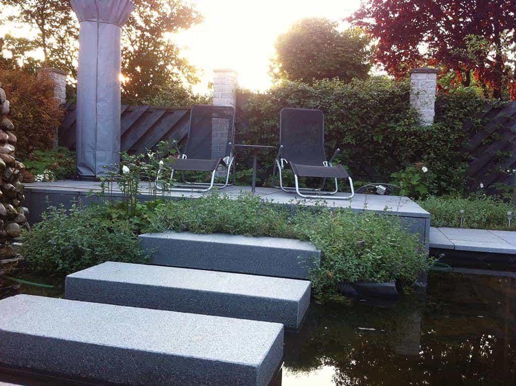 A van spelde hoveniers tuin renoveren in breda regenwulp - Idee van allee tuin ...