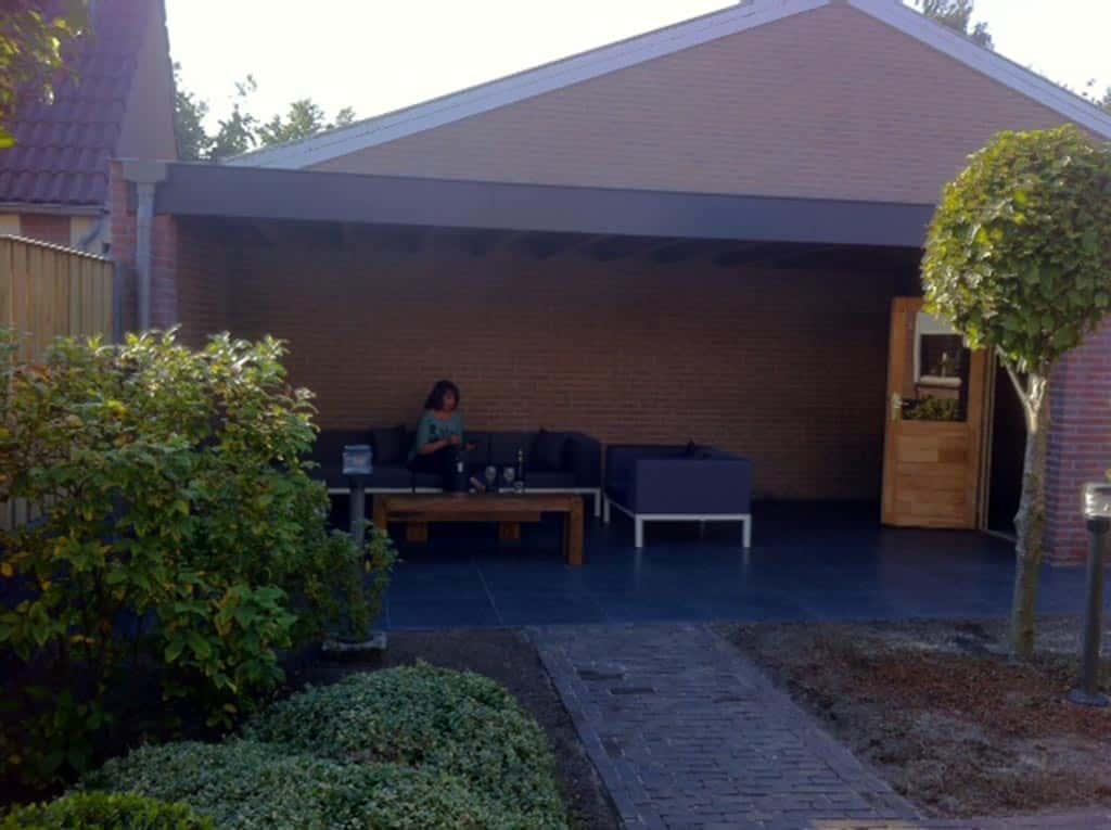 A van spelde hoveniers keramische buitentegels - Terras en tuin ontwikkeling foto ...