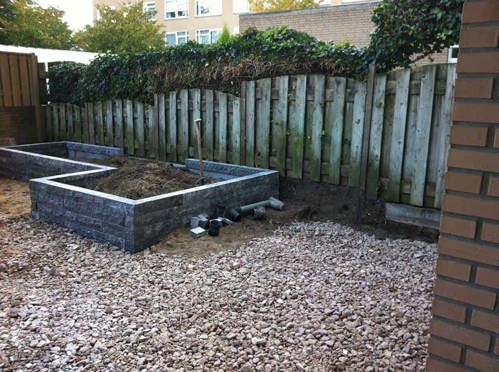 A van spelde hoveniers tuinaanleg s hertogenbosch for Tuin aan laten leggen