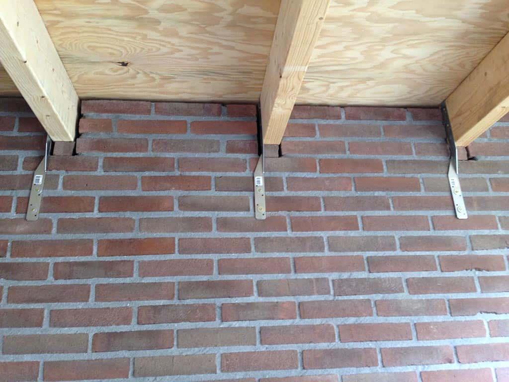 Bakstenen Muur Tuin : Bakstenen muur maken