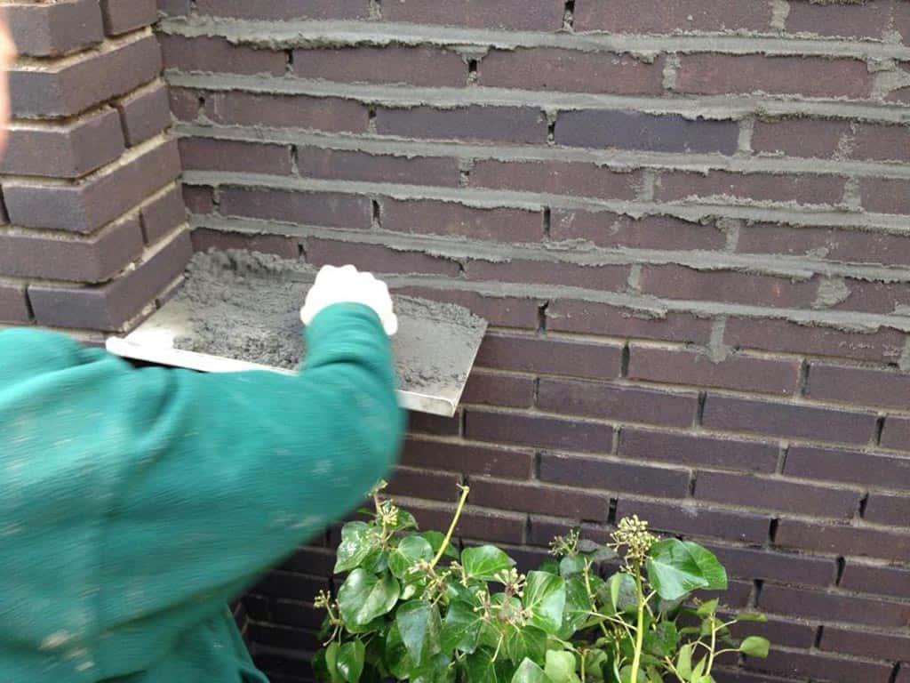 Stenen Voor Muur In Tuin : van Spelde Hoveniers: Stenen tuinmuren.