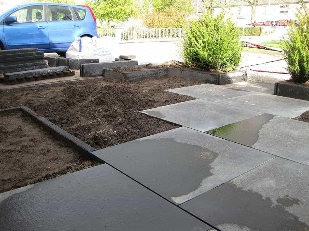 Tegels Voor Tuin : A van spelde hoveniers: natuursteen voor buiten in de tuin