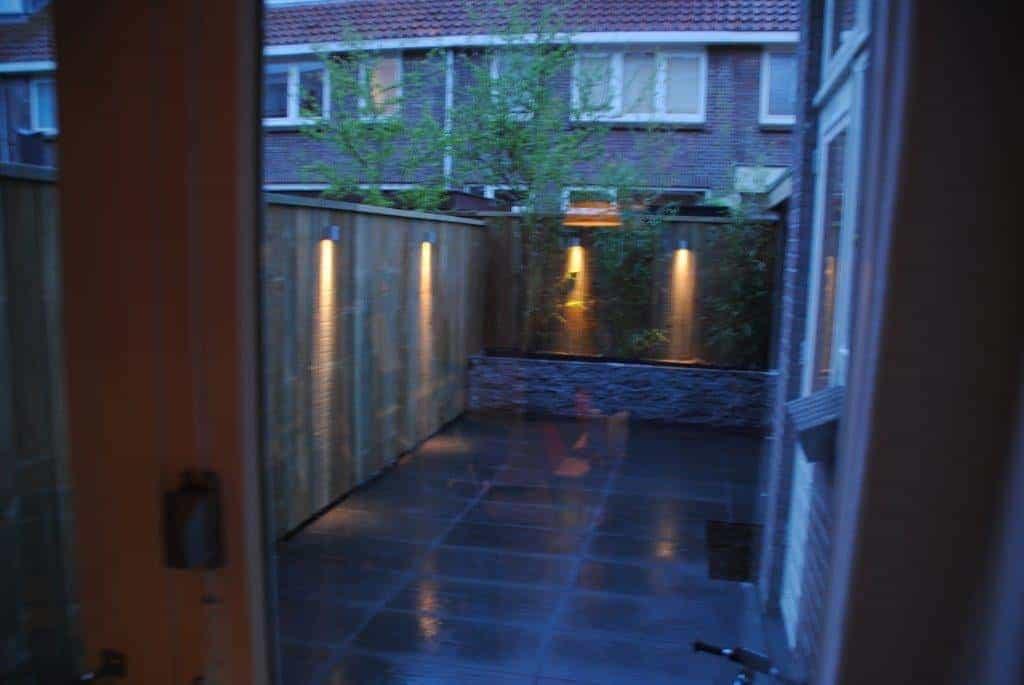 A van Spelde Hoveniers: aanleg strakke tuin in Utrecht