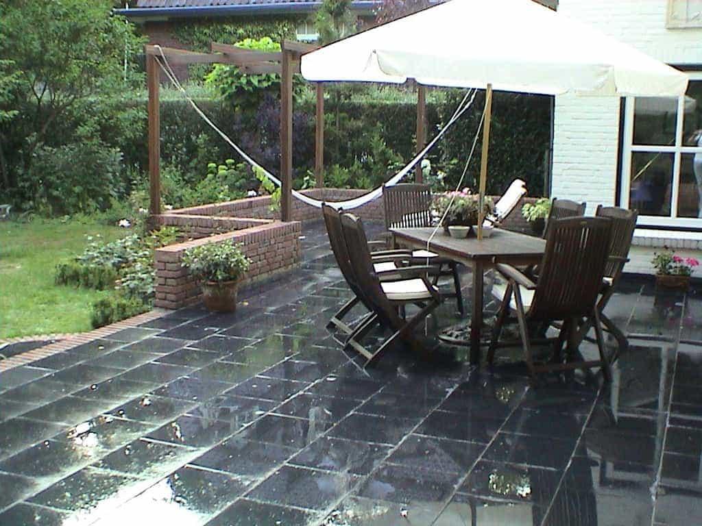 Idee houten keukenkast - Idee van deco tuin buiten ...