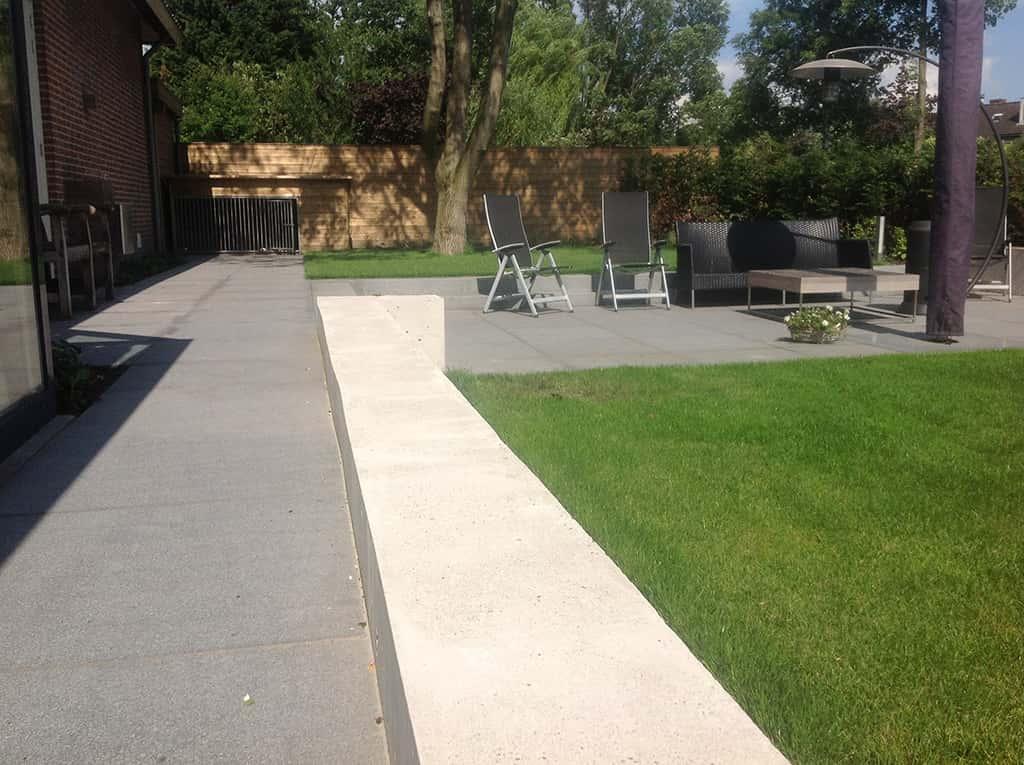 A van spelde hoveniers tuin aanleg tilburg for Terras design