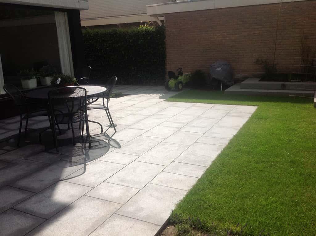 A van spelde hoveniers natuursteen voor buiten in de tuin - Cement tegels geloofwaardigheid ...